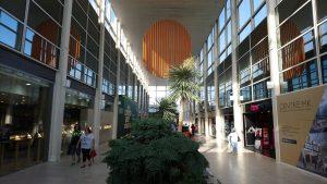 Shop till you drop inside the shopping center in Milton Keynes